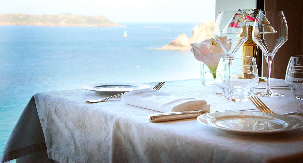 Hôtel restaurant vue mer Manoir du Sphinx