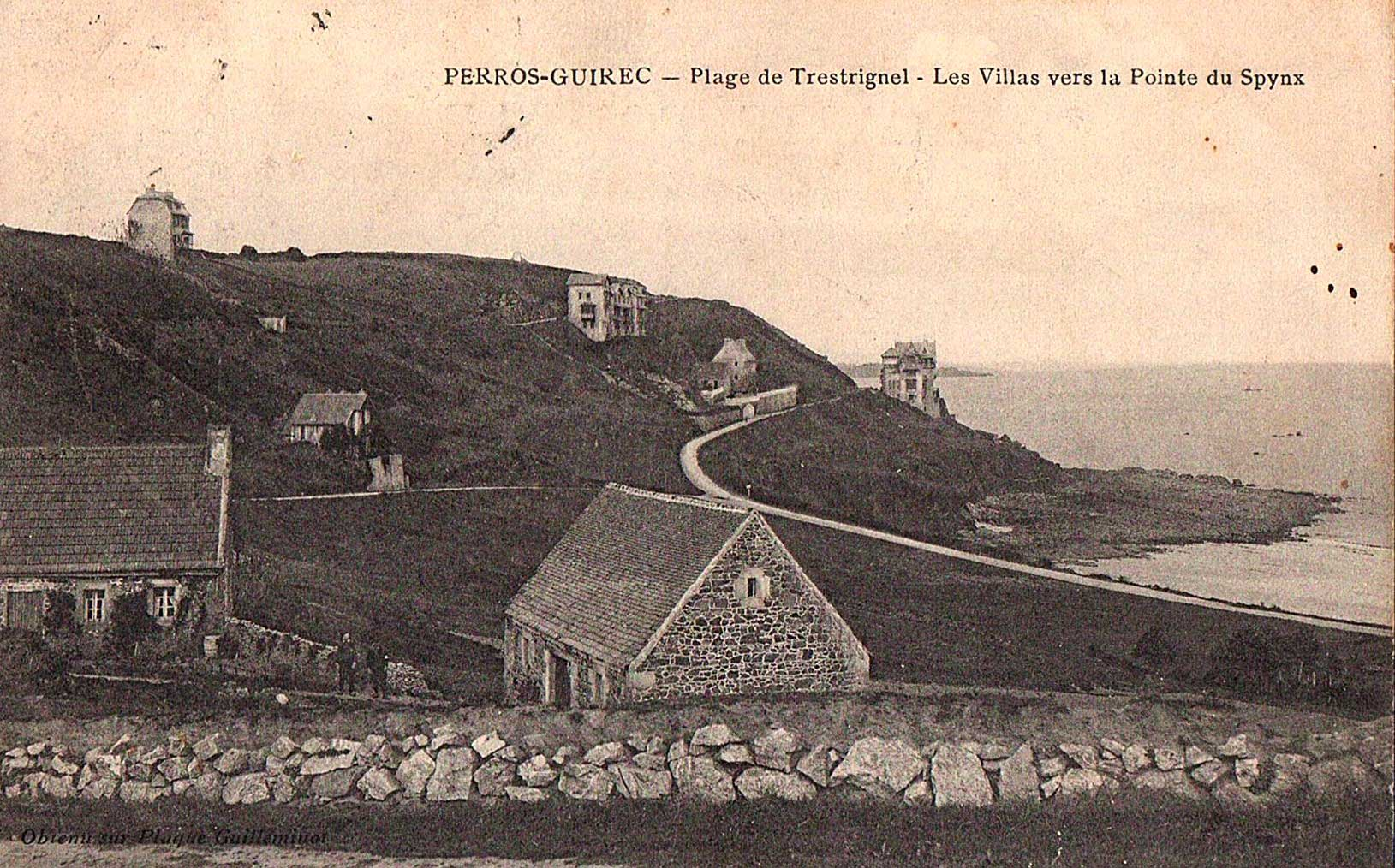 Plage de Trestignel - Perros-Guirec