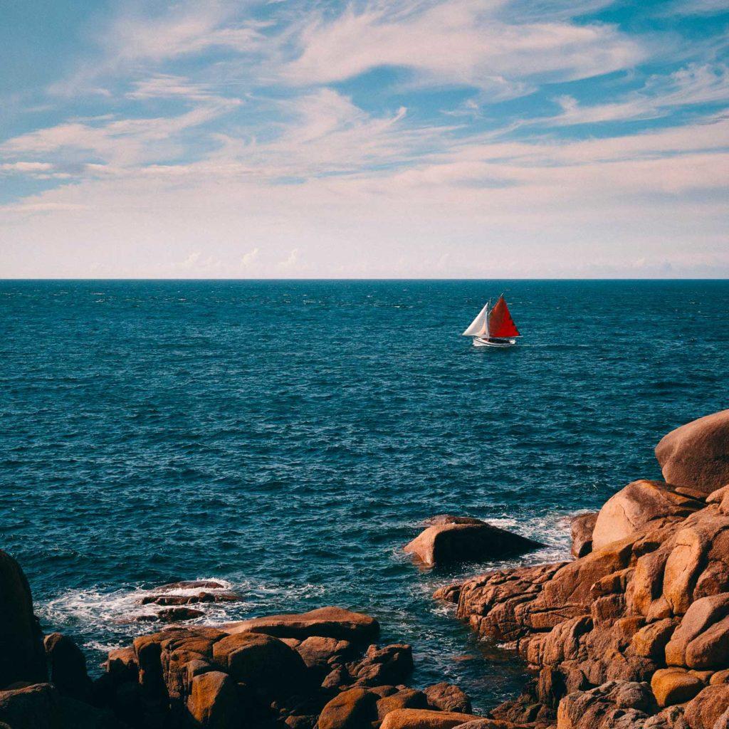 Les 7 iles - Bretagne